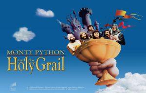 Monty Python and the Holy Grail(มอนตีไพธันแอนด์เดอะโฮลีเกรล)