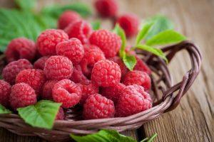 7 ประโยชน์ต่อสุขภาพของราสเบอร์รี่